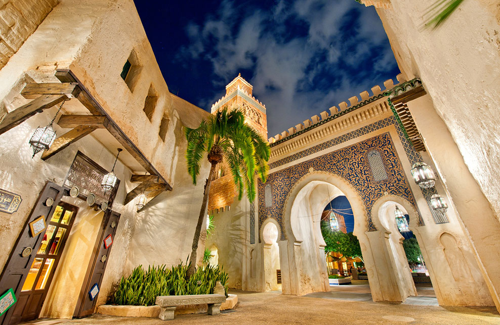 Disseny pàgines web Tarragona 1001 Tours Morocco