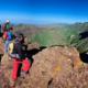Senderismo en el Barranco de Masca imagen de portada con senderistas