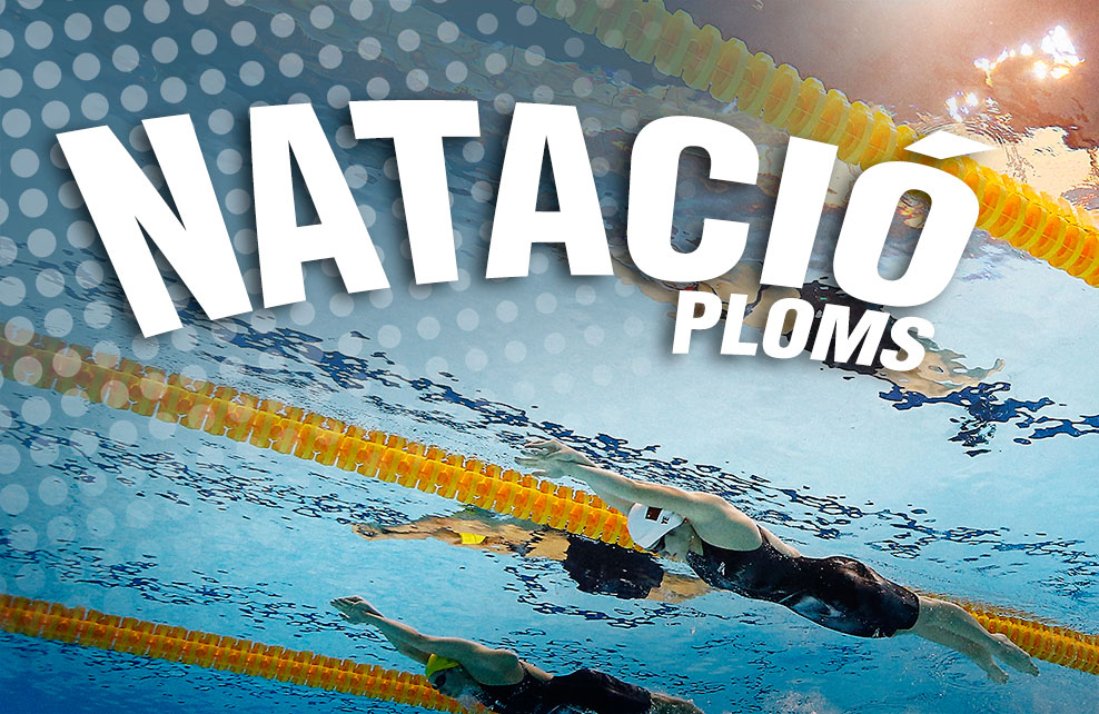 Bàner natació Ploms dusseny